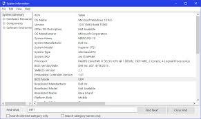 Einige Möglichkeiten, Systeminformationen unter Windows zu starten
